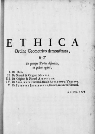 423px-Spinoza_Ethica