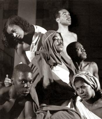 Elenco da peça 'O Filho Pródigo_, de Lúcio Cardoso (3)