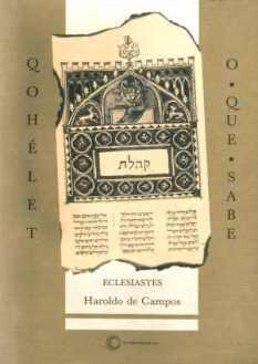 QOHÉLET / O-QUE-SABE – ECLESIASTES